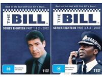 The Bill Complete Series 18 DVD ( 22 Discs) 2002