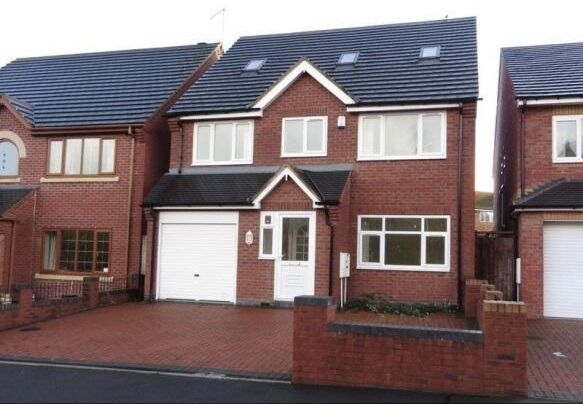 REGIONAL HOMES ARE PROUD TO OFFER:DETACHED 7 BED HOME, OLD PARK LANE, OLDBURY, GREAT INVESTMENT OPP!