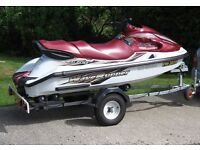 2001 Yamaha XL700 Wave Runner (3 seater) - Excellent Condition.