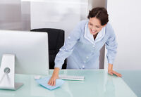 Experienced office cleaners 3 years min 5 nights week, Newmarket