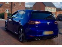 Volkswagen Golf R 300ps Hpi clear fully loaded spec car immaculate condition Bargian (2014 64)