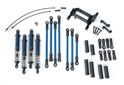 Traxxas TRX8140X Long Arm Lift Kit, TRX-4, compleet (inclusi