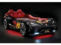 Cilek GTS children's Car Bed with lights and sounds