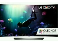"LG 55"" OLED 4K UHD HDR SMART 3D WIFI HD FREEVIEW ULTRA SLIM ."