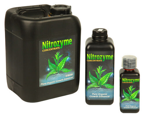 NITROZYME 100ml AND 5 PAIRS OF FREE GLOVES