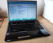 Toshiba Satellite Laptop Spares or Repair