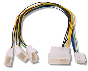 Fan splitter 4 pin