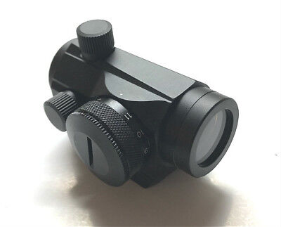 New   Field Sport 4Moa Red Dot Sight Low Profile Micro Weaver Picatinny Mount