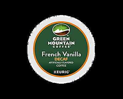 168 K-cups GREEN MOUNTAIN  FRENCH VANILLA DECAFFEINATED COFFEE (Decaffeinated K-cups)