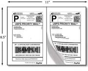 Priority Mail Labels
