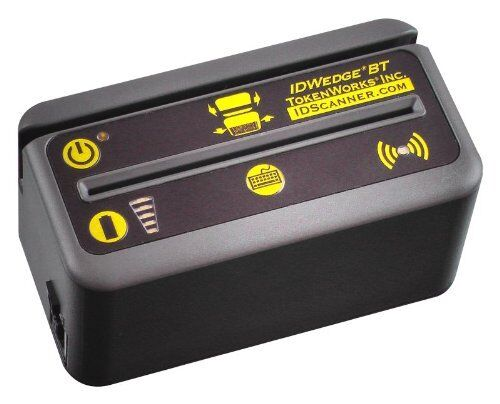 Reconditioned IDWedge BT - USB/Bluetooth Portable Form Filler from Tokenworks