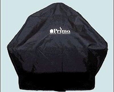 Primo Ceramic Charcoal Grill and Smoker Grill Cover Side Tables or Chart 414  ()
