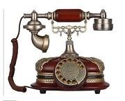 French Rotary Phone