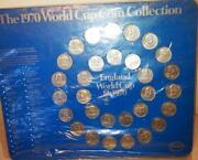 1970 World Cup Coins