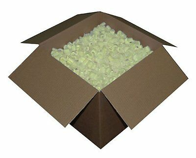 5 Cubic Foot (Cu Ft) Loose Fill Bio Degradable Packing Peanuts Polystyrene Chips
