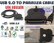 USB Printer Cable Adapter