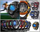 Digital Watches Ohsen Silicone