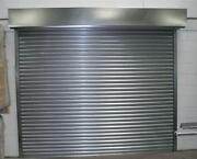 Electric Roller Shutter Doors