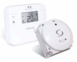 SALUS RT510BC WIRELESS ELECTRONIC PROGRAMMABLE ROOM THERMOSTAT BAXI