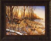 Framed Deer Prints