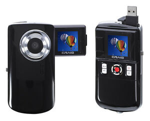 Craig CCR9002 1.5 Inch LCD Digital Camcorder with Camera