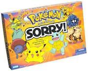 Pokemon Sorry