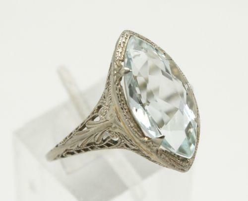 Vintage 1920 S Ring