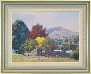 warwick fuller paintings a selection Denman Muswellbrook Area Preview