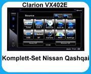 Nissan QASHQAI Radio