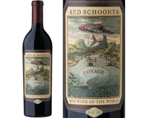 CAYMUS WINERY  *** RED SCHOONER VOYAGE 9***  12 BOTTLE  New Release