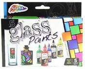 Glass Painting Set