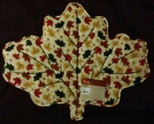 Leaf Placemats Ebay