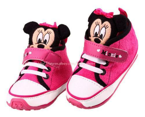 pink minnie mouse shoes ebay