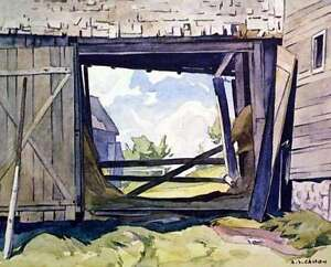 Limited Edition Appraised A. J. Casson Lithographs Cambridge Kitchener Area image 2