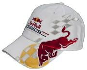 Red Bull Cap White