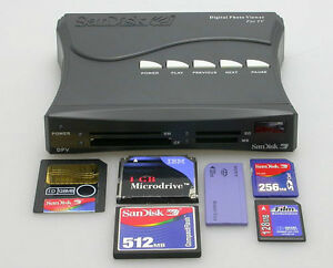 SanDisk SDV-1A Digital Photo Viewer Windsor Region Ontario image 3