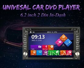 Win 8 2DIN 6.2 Inch Audio Car Stereo radio