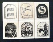 Stampin Up Terrific Tags
