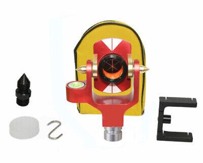 New Mini Stakeout Prism For Surveying Sokkia Topcon Trimble Nikon Peanut