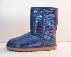 Blue Sparkle Uggs