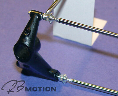 DFV Rear Upright Rod End Kit.........1/12 scale