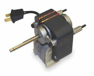 Broan 509 Replacement Vent Fan Motor 1 5 Amps 3000 Rpm