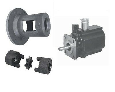 Hydraulic 16 Gpm Hi Lo Two 2 Stage Log Splitter Pump Bracket Couplers Kit