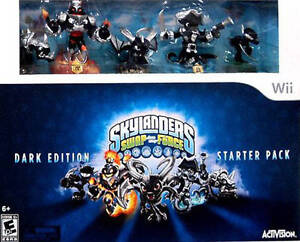 Skylanders SWAP Force Dark Edition NIB