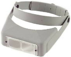 5X-DONEGAN-ACCUR-SITE-OPTICAL-BINOCULAR-VISOR-MAGNIFYING-HEADSET-MAGNIFIER-LENS