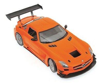1:18 Mercedes SLS GT3 2011 1/18 • MINICHAMPS 151113105