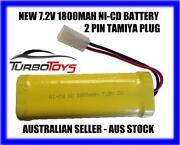 7.2V Battery