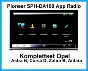 Autoradio Opel Corsa D