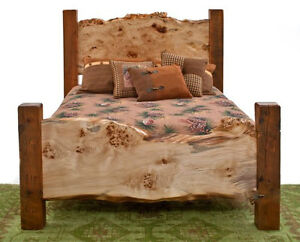 Hand crafted beds by locally famlily operated Co.17yrs