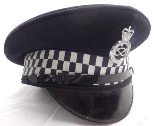 Police Cap Ebay